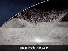 NASA's Latest Finding On How Water Is Released On Moon