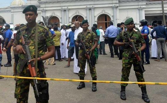 Explosion In Sri Lankan Town Near Colombo, No Casualties: Police