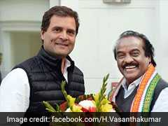 Congress's H Vasanthakumar Is The Richest Candidate In Phase 2