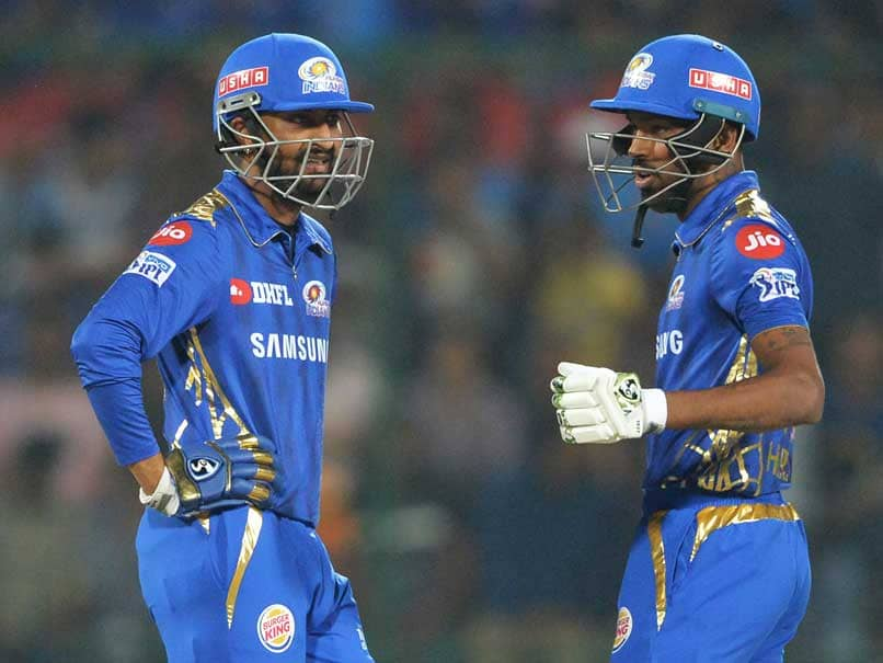 Hardik Pandyas Time Away From Cricket Allowed Him To Better His Skills, Says Brother Krunal