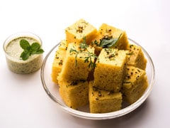 For Weight Loss-Friendly Breakfast, This Suji Vegetable Dhokla Is Just The Healthy Dish You Want