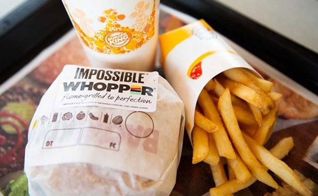 Burger King Testing An 'Impossible Whopper' With 0% Beef