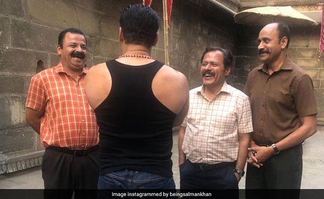 Dabangg 3: Salman Khan Is Having A 'Chulbul' Time On The Sets Of The Film