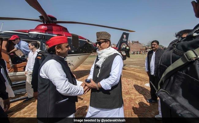 Lok Sabha Election 2019: 'About Someone Else': Akhilesh Yadav's Denial Of Azam Khan Shocker