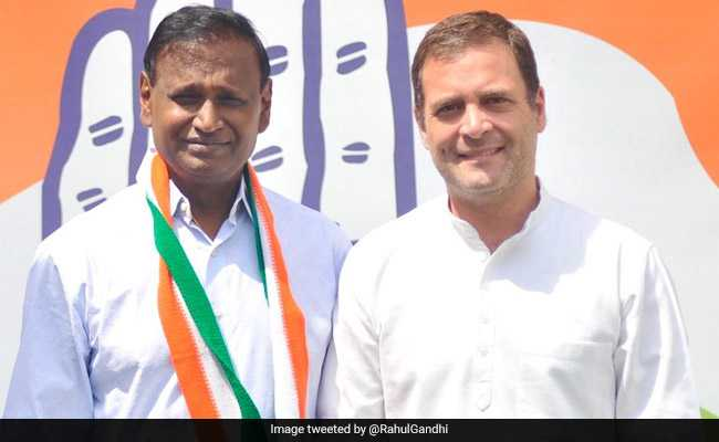 'BJP Wants Only Deaf And Dumb Dalits,' Alleges Congress's Udit Raj