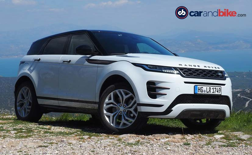 Land Rover has sold 8 lakh units of the Evoque in 8 years