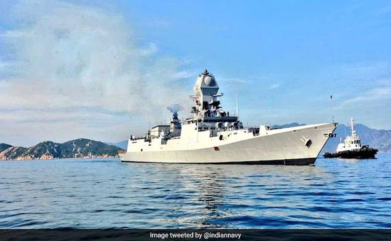 चीन से तनाव के बीच भारत के साथ मालाबार नौसेना युद्धाभ्यास में अब ऑस्ट्रेलिया भी शामिल..