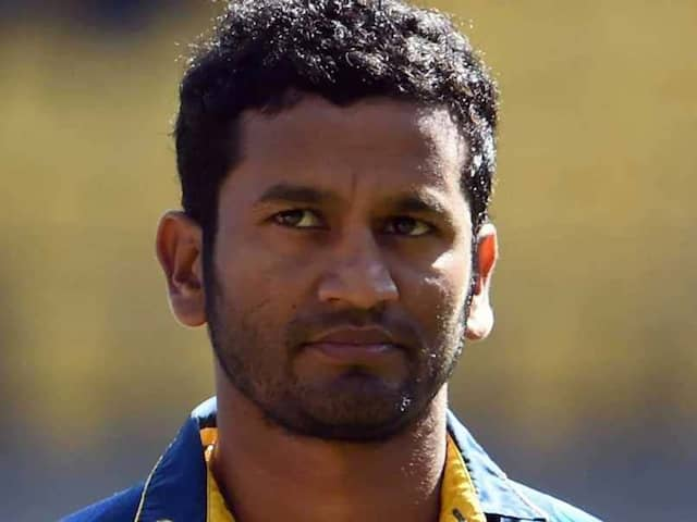 Sri Lanka Name Dimuth Karunaratne New ODI Captain Ahead Of World Cup 2019