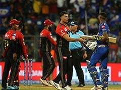 Lasith Malinga, Hardik Pandya Star As Mumbai Indians Hand Royal Challengers Bangalore 7th Defeat In IPL 2019