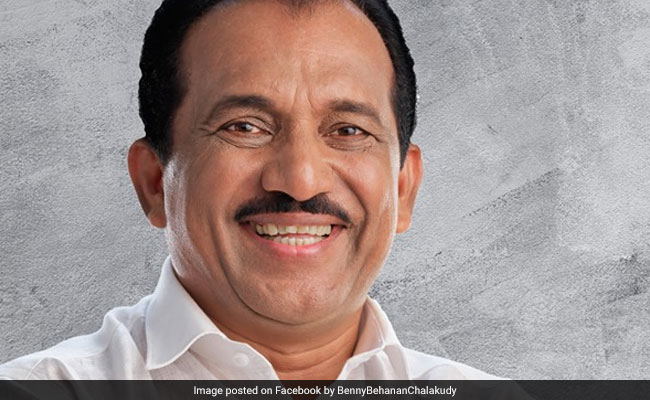 Kerala Congress Leader Contesting Polls From Chalakudy Gets Heart Attack