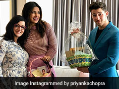 Inside Nick Jonas And Priyanka Chopra's First Easter As Mr And Mrs. Mama Jonas, Why So Cute?