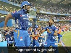 IPL 2019: पोलार्ड ने जिताया मुंबई इंडियंस को तो रणवीर सिंह बोले- राक्षस, ऐसे जड़े चौके-छक्के, देखें VIDEO