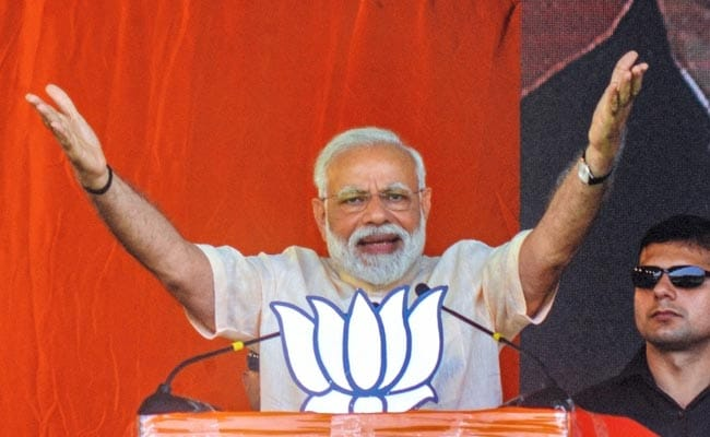 Congress Moves Poll Panel Against BJP's ''Misuse'' Of Doordarshan