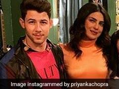Nick Jonas  Signs 'I Love You' To Priyanka Chopra During Live Concert