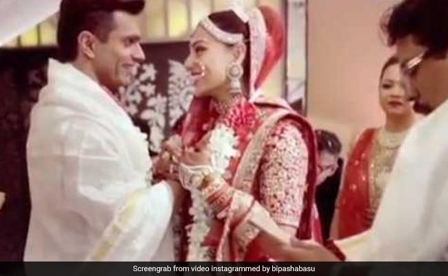 Bipasha Basu And Karan Singh Grover's Wedding Anniversary Posts Will Make Your Day