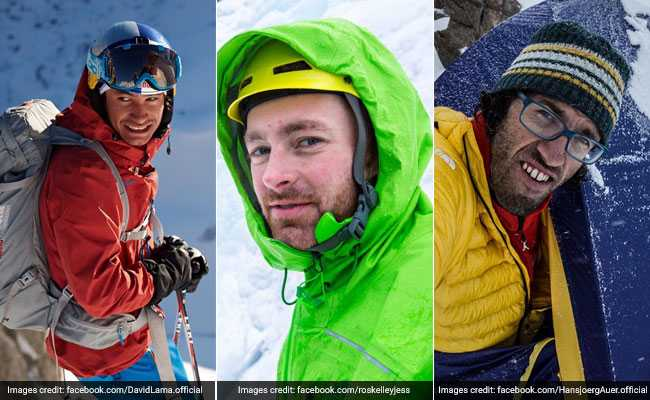 3 World-Renowned Mountaineers Presumed Dead In Canada Avalanche