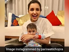Sania Mirza's Reaction Is Almost As Cute As Pic Of Her Baby Son With Parineeti Chopra