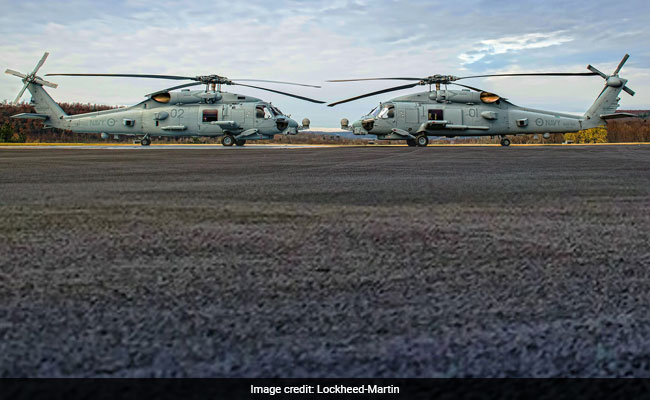 After 48 Years, Navy Gets New Helicopters To Replace Its Sea King Fleet