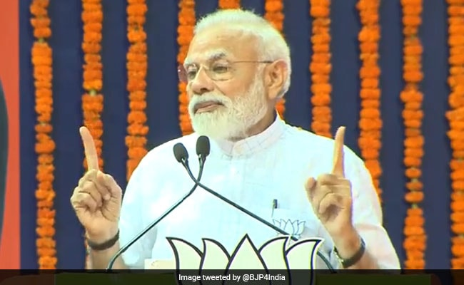 Election 2019: Wave In Favour Of BJP Giving Sleepless Nights To Opposition: PM Modi