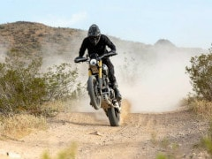 Triumph Scrambler 1200 To Be Raced At Mexican 1000 Rally