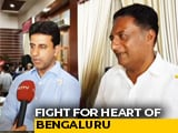 Video: What Happened When 3 Bengaluru Candidates Came Face-To-Face With Voters