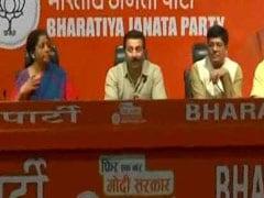 BJP Fields Sunny Deol From Gurdaspur, Kirron Kher From Chandigarh