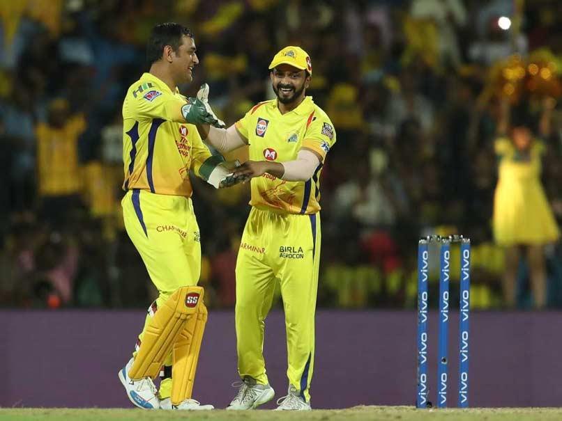 IPL 2019: MS Dhonis CSK Outsmart Ravichandran Ashwins KXIP, Win By 22 Runs