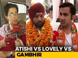 Video: The Battle For Delhi East