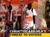 """Video : """"Electric Shock If You Press 2nd Or 3rd Button"""": Chhattisgarh Minister"""