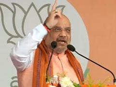 """Congress Doesn't Have Audacity To Review AFSPA"": Amit Shah"