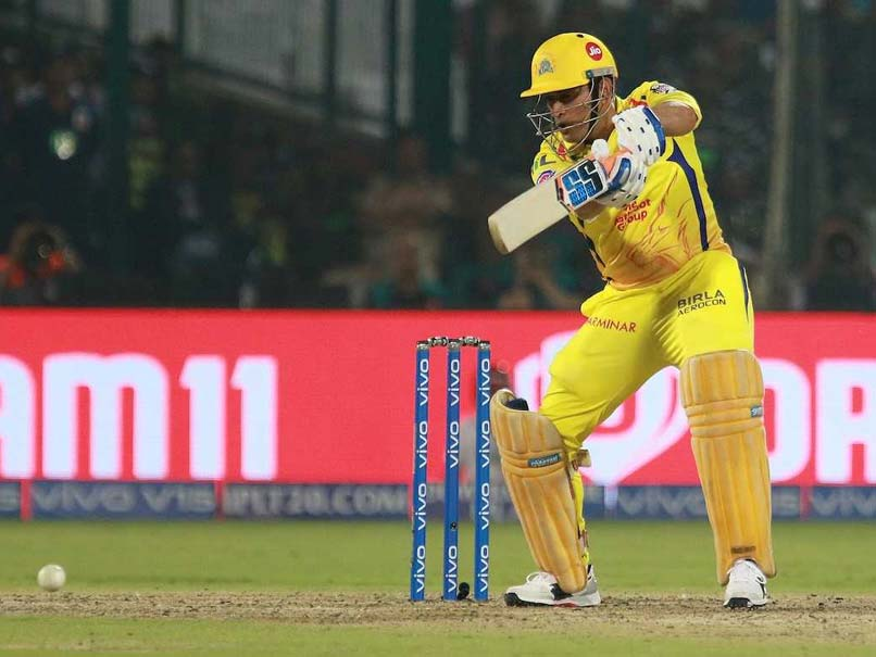 MS Dhoni Slams Chepauk Wicket Again, Doesn't Want To Play On Such Tracks