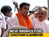 Video : I Was A Cricketer, But Not Anymore: Gautam Gambhir To NDTV