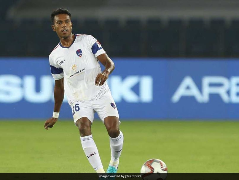 Delhi Dynamos Defender Rana Gharami Tests Positive For Banned Substance
