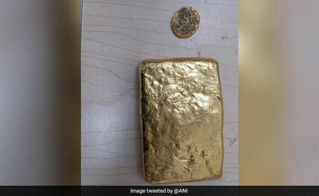 Gold Paste Worth 36 Lakhs Found In Flier's Clothes At Hyderabad Airport