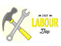 Happy Labour Day 2020: कामकाजी दोस्तों और ऑफिस कलीग्स को भेजें ये मैसेंज और दें मजदूर दिवस की शुभकामनाएं