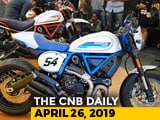 Video : 2019 Ducati Scrambler Range, Maruti Suzuki Super Carry, Hero XPulse Launch