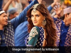 <i>Kalank</i> Song <i>Aira Gaira</i> Is Not 'Vulgar', Says Kriti Sanon Who Features In It
