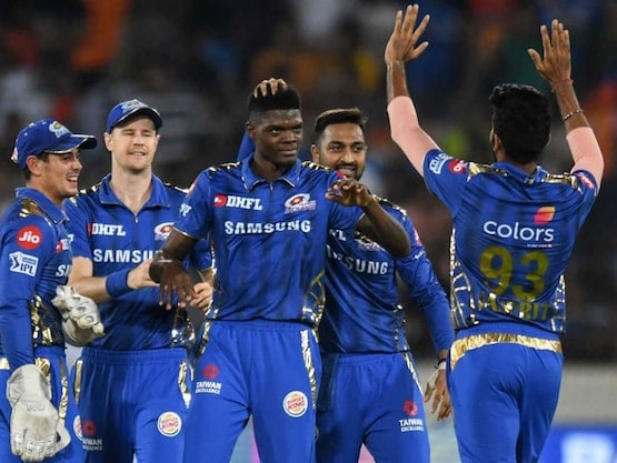 IPL 2019, MI vs RCB: Mumbai Beat Bengaluru By 5 Wickets