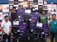 Shourya Paul Wins Catch Me If You Can Go Karting Tournament