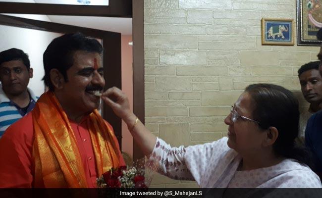 Shankar Lalwani Is BJP's Candidate For Madhya Pradesh's Indore