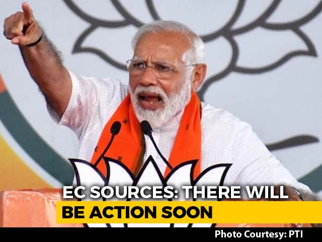 "Video : ""Action Soon"" On PM's Airstrike References At Rallies: Poll Body Sources"