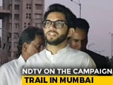 Video : Mumbai And Maharashtra Will Stay With NDA, Says Aaditya Thackeray