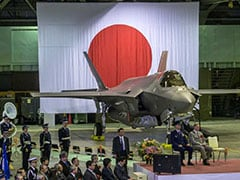 Japan Confirms Wreckage Found Is That Of Crashed F-35 Fighter Jet