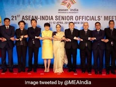 India, ASEAN Vow To Step Up Ties In Maritime Sector, Boost Connectivity