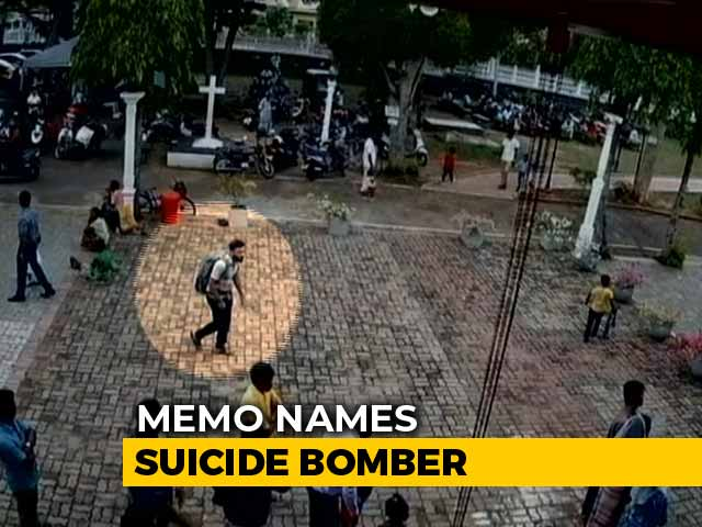 Video : In India's Intel To Lanka On Attacks, Terrorists' Names, Address, Targets