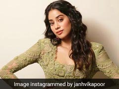 Janhvi Kapoor Says This Actor Probably Thinks She's A 'Creep'