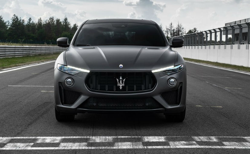 The Levante Trofeo is one of the most powerful production cars to come from Maserati