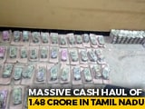Video: Rs. 1.5 Crore In Cash Seized From TTV Dhinakaran's Partyman In Tamil Nadu