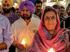 Harsimrat Badal, Amarinder Singh Trade Barbs On Jallianwala Centenary