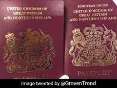 "Britain Issues Passports Without ""European Union"" On The Front Cover"